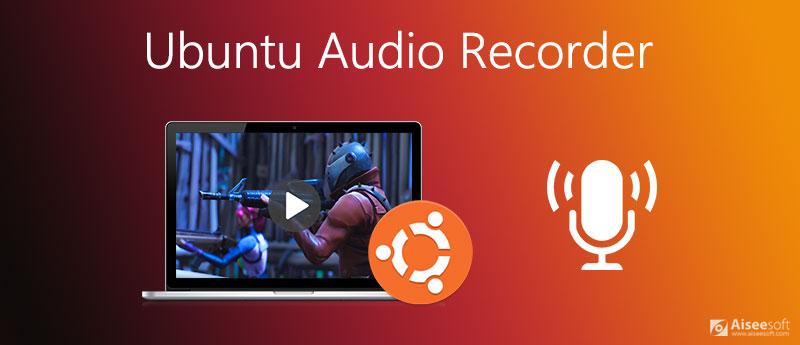 Εγγραφή ήχου Ubuntu