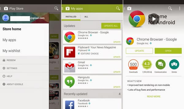 How To Update Android And Update Apps On Android