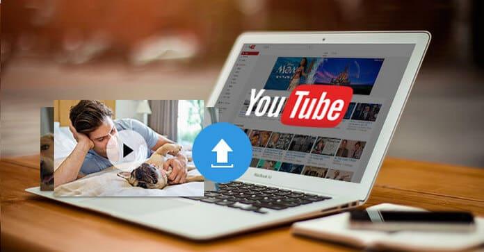 Μεταφορτώστε το βίντεο στο YouTube