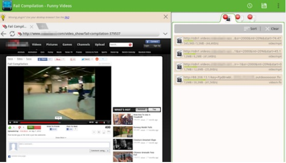Android Video Downloader gratuito