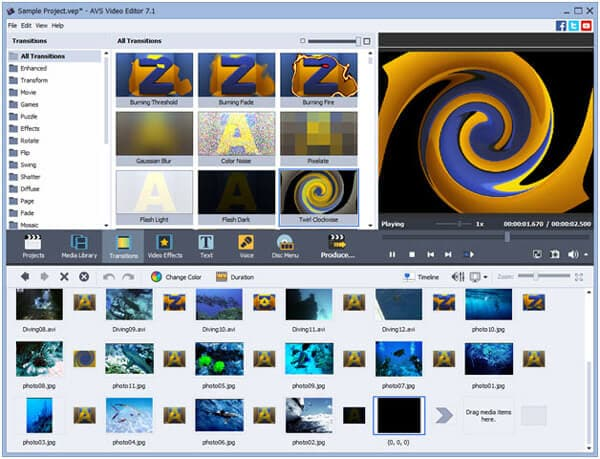 popular video editing software for youtube