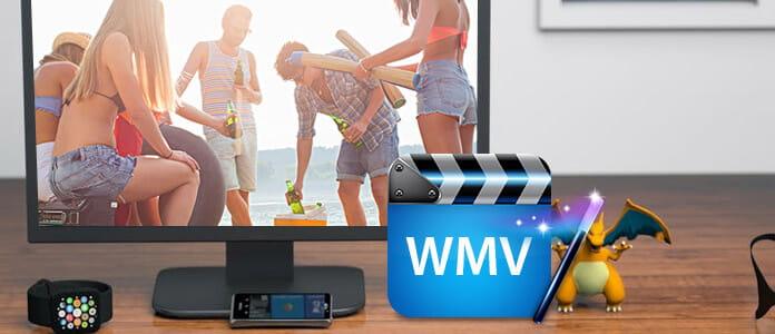 WMV Editor: Edit WMV Video on Windows/Mac