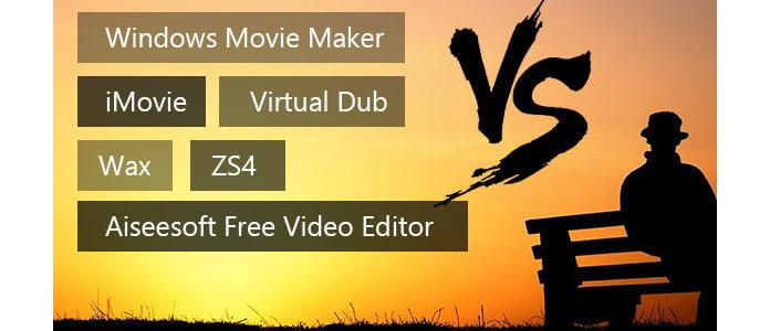 Bezpłatne porównanie edytorów wideo