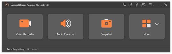 Scegli la modalità di registrazione video