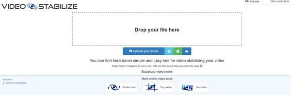 Σταθεροποίηση βίντεο
