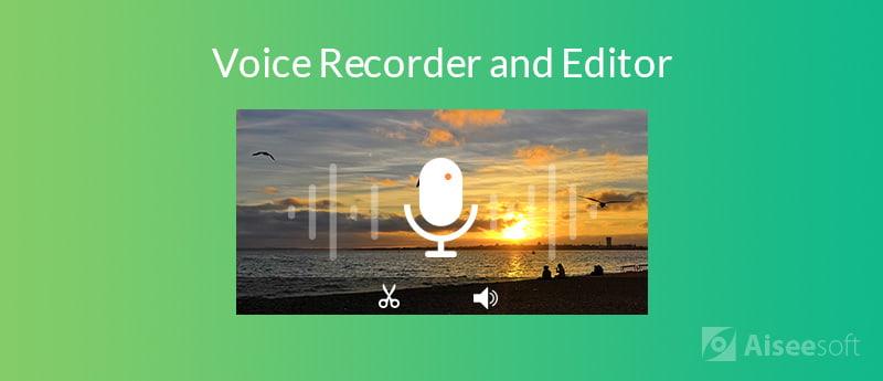 錄音機和編輯器