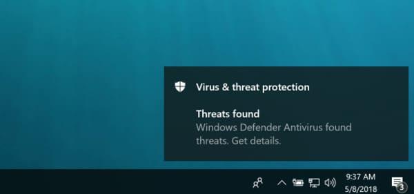 Oczyść wirusa i złośliwe oprogramowanie