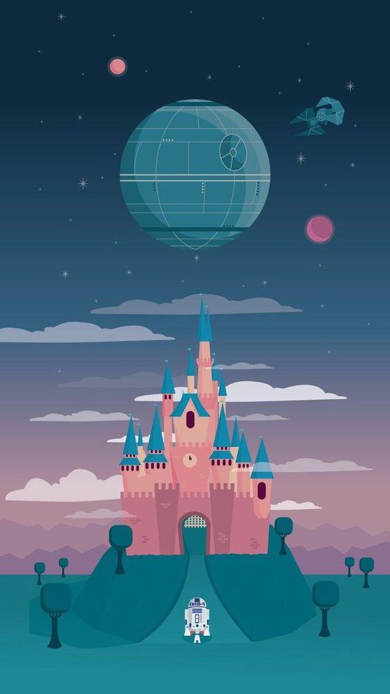 Κάστρο κινουμένων σχεδίων