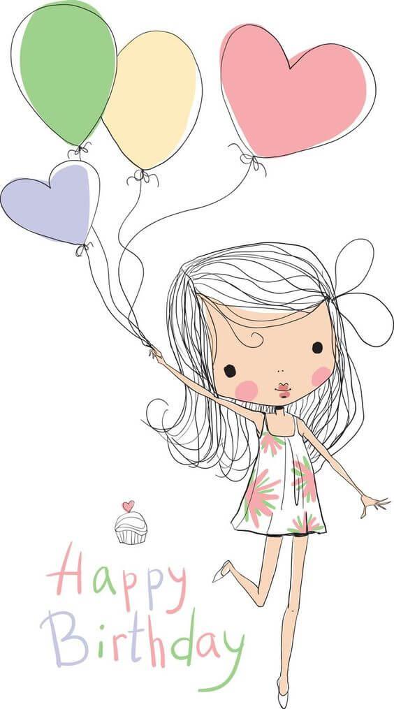Κορίτσι μπαλόνι