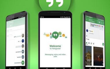 Alternatywa dla Google Hangouts WhatsApp Messenger