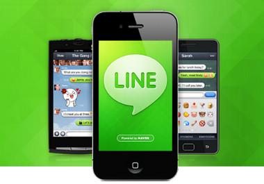 Line Messenger Alternativa a WhatsApp Messenger