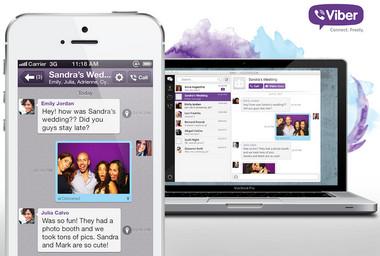 Εναλλακτική λύση Viber WhatsApp Messenger
