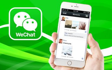 WeChat WhatsApp Messenger Alternativa