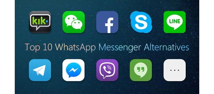 Εναλλακτική λύση για το WhatsApp Messenger