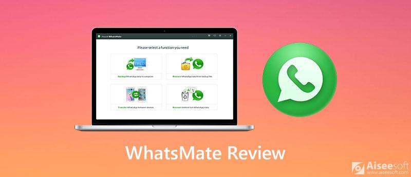 Recenzja WhatsMate
