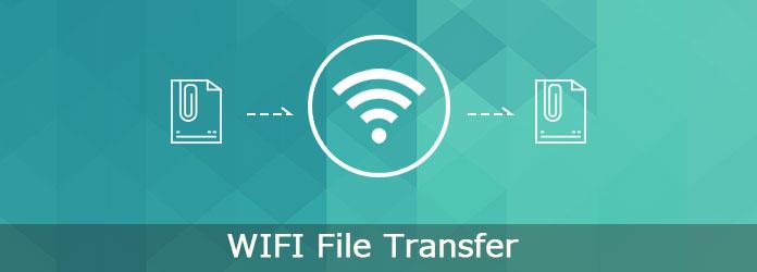 Trasferimento file Wi-Fi