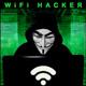 Icona di scherzo di password Wifi hacker