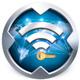 Wifi密碼黑客惡作劇圖標
