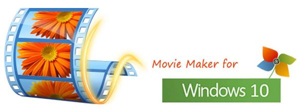 Movie Maker su Windows 10