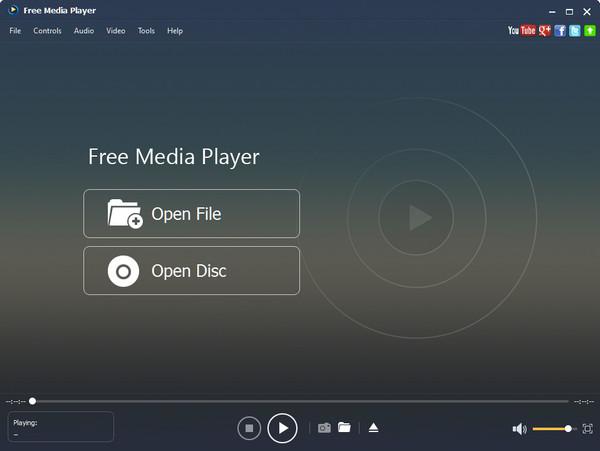 Darmowy odtwarzacz multimedialny