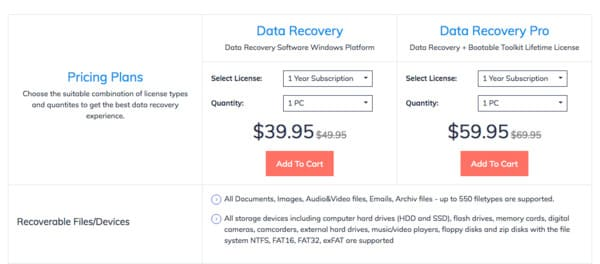 2019 Wondershare Data Recovery Reviews and Top 12 Alternatives