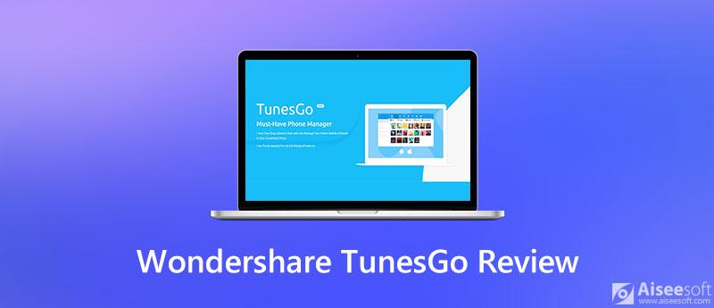 Αναθεώρηση Wondershare TunesGo