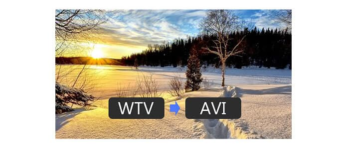Μετατροπή WTV σε AVI