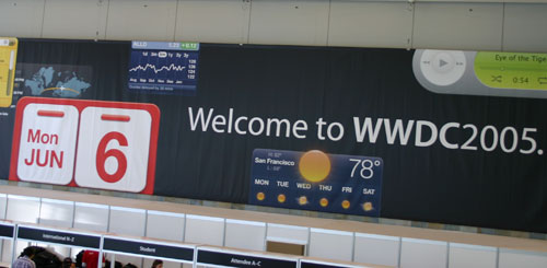 WWDC 2005