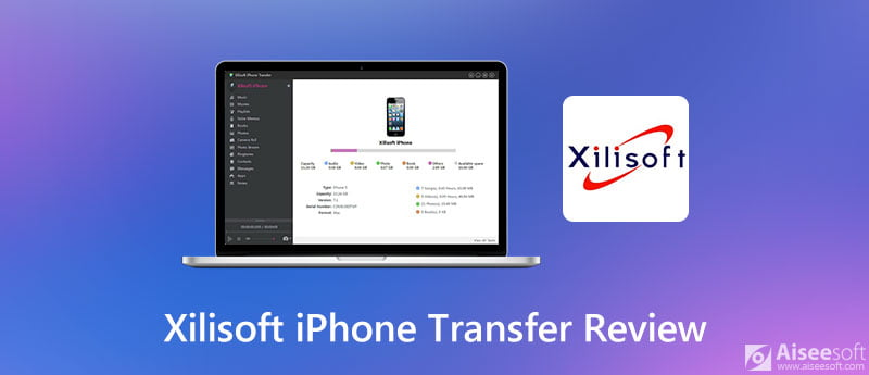 Xilisoft iPhone Transfer Review