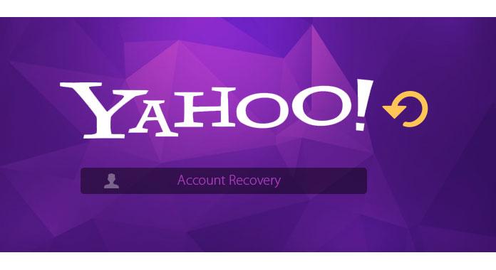 Obnovení účtu Yahoo