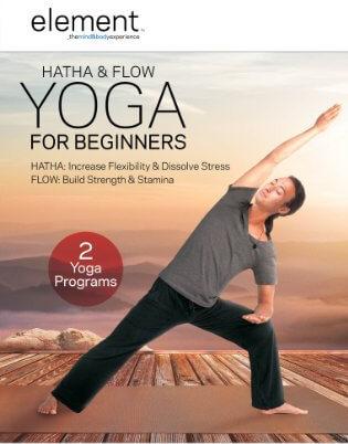 Hatha & Flow Yoga dla początkujących