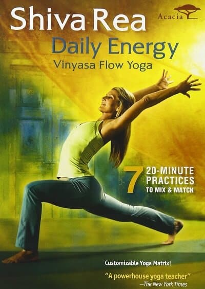 Shiva Rea: energia quotidiana - Vinyasa Flow Yoga