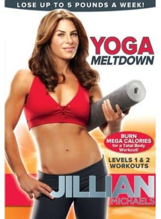 Jillian Michaels: Fusione dello yoga