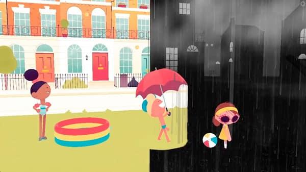 Βροχή ή λάμψη