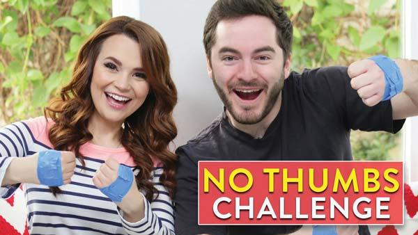 No Thumbs Challenge
