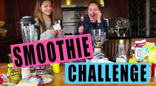 Πρόκληση Smoothie