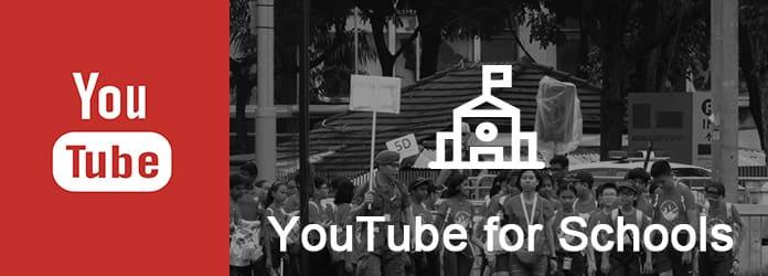 YouTube per le scuole