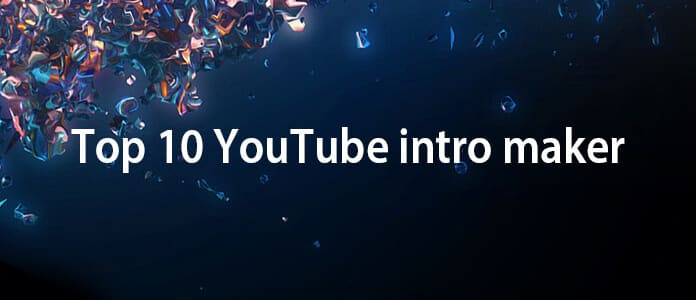 Top 10 best youtube intro makers onlinefree youtube intro maker pronofoot35fo Choice Image