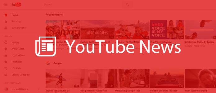 Notizie YouTube