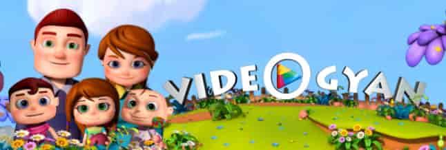 Videogyan 3D Rhymes