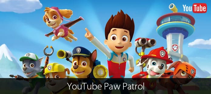 Paw Patrol Videos da YouTube