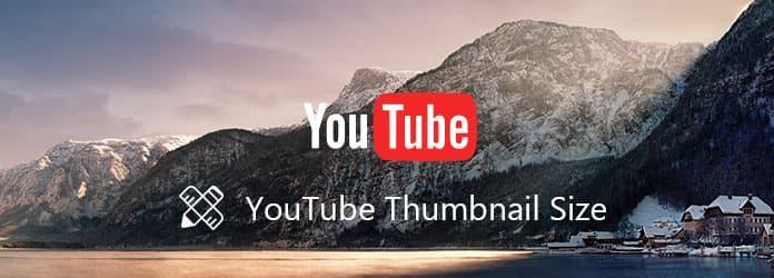 Dimensione miniature YouTube
