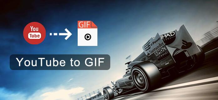 YouTube in GIF