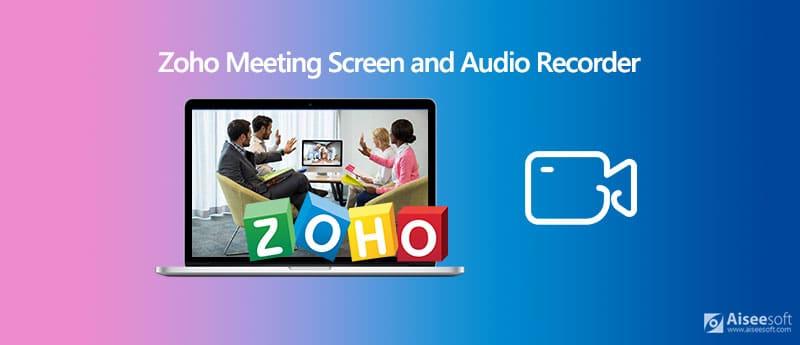 Registratore di riunioni Zoho