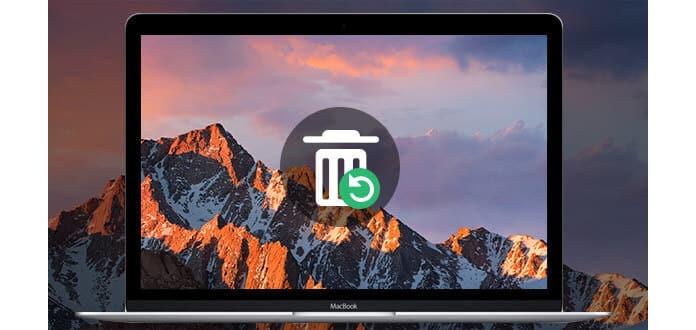 Recupera file cancellati Mac