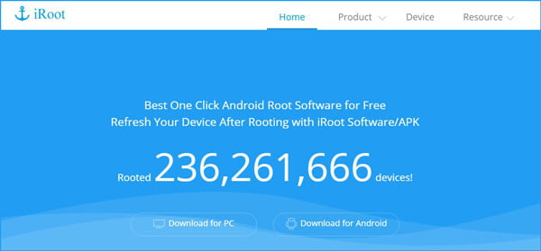 Root Apps to Root Android Phone/Tablet Safely