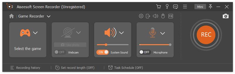 Přizpůsobte webovou kameru a zvuk