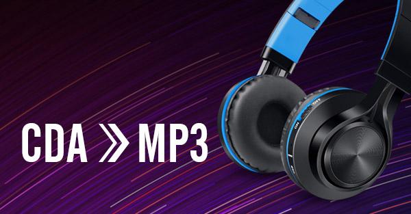 Converti CDA in MP3
