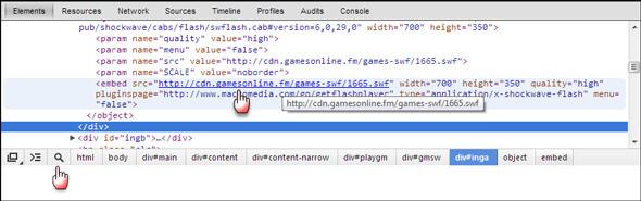 Skopiuj URL osadzonego wideo
