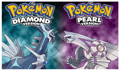 Diamond and Pearl Version